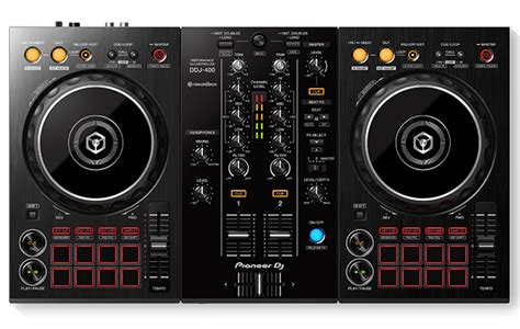 Learn the Basics with Pioneer DJ's New DDJ-400 Controller