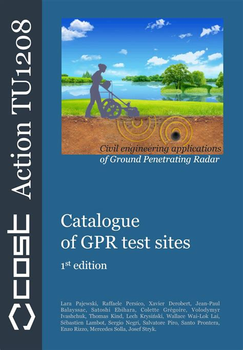 Catalogue of GPR test sites by COST Action TU1208 - Issuu