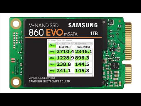 Crucial MX500 1TB SSD review - SSD Performance Crystal