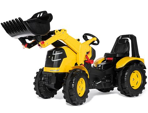 RollyToys rollyX-Trac Premium CAT mit Frontlader