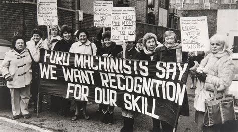 Made in Dagenham - a clarion call for equal pay in the