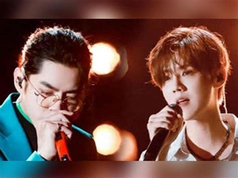 Luhan and Kris Wu perform collab song 'Coffee' for the