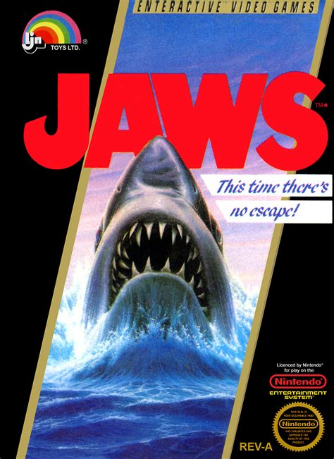 Jaws (Game) - Giant Bomb