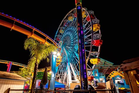 The Complete Guide To The Santa Monica Pier and Amusement Park