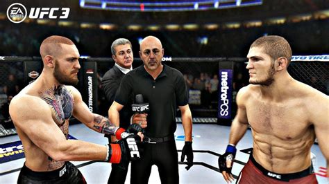 UFC 3 review: 4 reasons why FIFA could learn a lot from