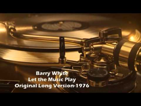 Barry White the Ultimate Collection - 18 Let the Music