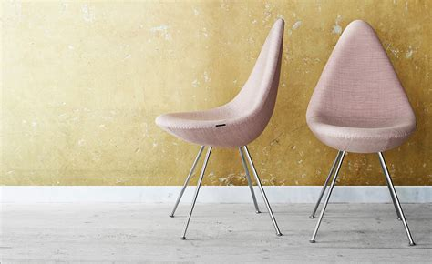 Drop Chair Upholstered - hivemodern