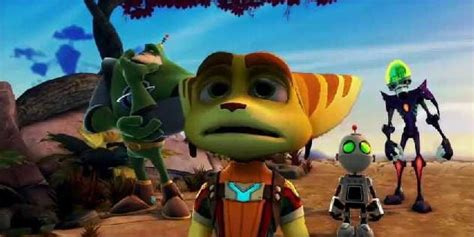 Ratchet & Clank: All 4 One makes with the funny in new