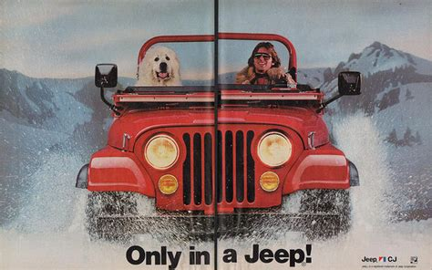 Vintage Jeep Ads | Mopar Blog