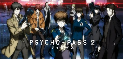 Psycho-Pass 2 Review - ConFreaks & Geeks
