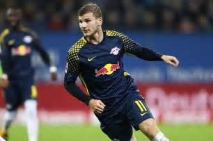 Liverpool and Real Madrid target Timo Werner has no