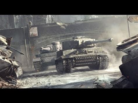 World Of Tanks : Tiger 1 Vs Tiger P   Which One Is Better