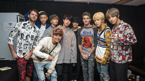 BTS performed with The Chainsmokers in Seoul - and it was
