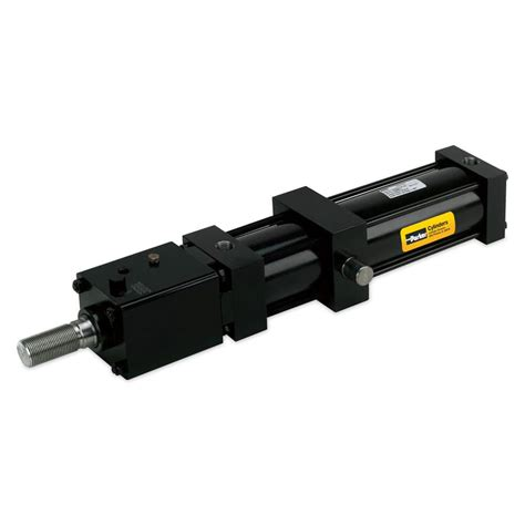 Pneumatic Tie Rod Cylinders With Rod Lock Series 2AJ and