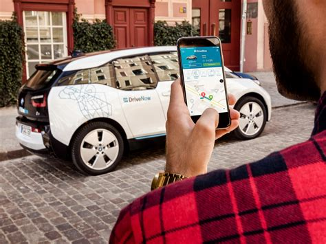 Daimler And BMW May Merge Car-Sharing Services