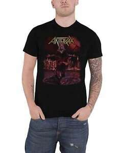 Anthrax T Shirt Bloody Eagle World Tour 2018 Band Logo new