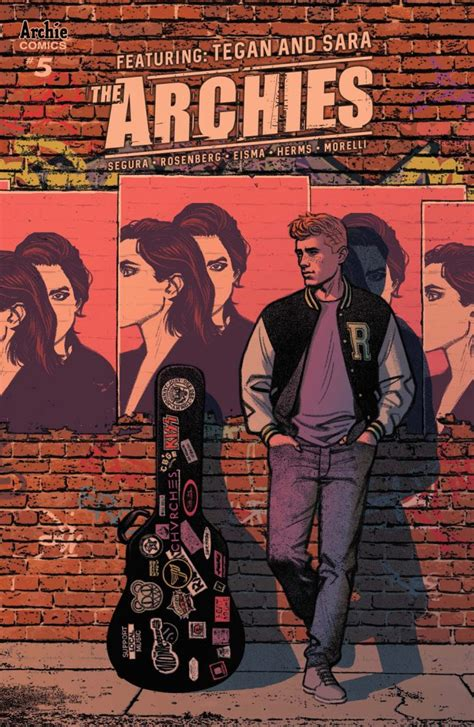 The Archies meet Tegan and Sara in this early preview of
