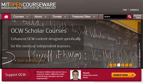 9 Sites For Free Online Courses And Open Courseware - Hongkiat
