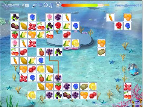 Fruit Connect 2 - Free Play & No Download | FunnyGames