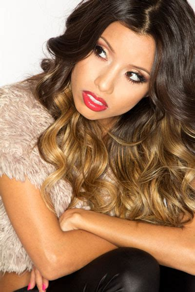 Latina Pop Sensation Lupe Fuentes Invades The Inner Circle