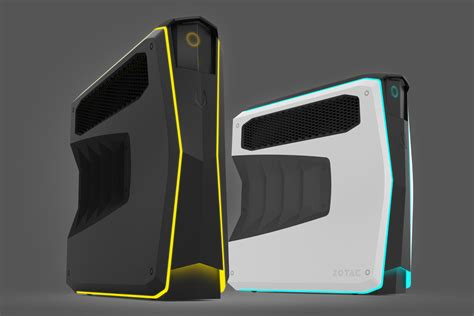 Zotac lines up a gaming desktop, graphics cards, and mini