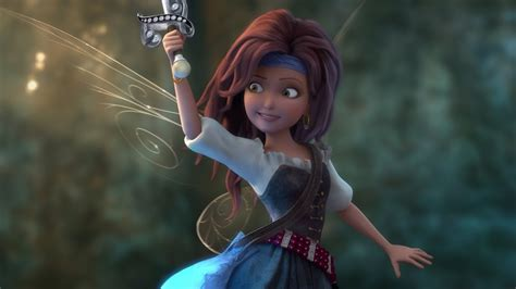 Tinker Bell and The Pirate Fairy -- UK trailer | OFFICIAL