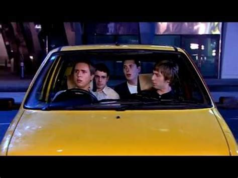 Simon meets the bus wankers - The Inbetweeners: The