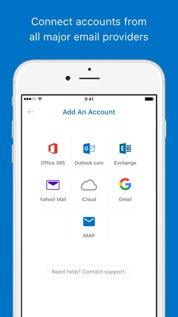 Microsoft Launches Outlook 2