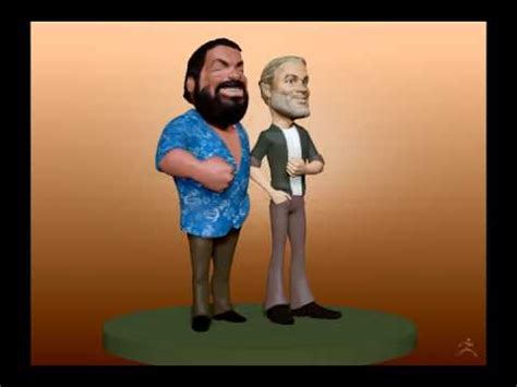 Caricature (Bud Spencer & Terence Hill) - YouTube