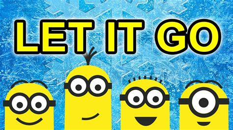 Let It Go (From Frozen) - The Minions Parody - YouTube