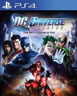 Astuces, Codes DC Universe Online - PS4, Xbox One, PS3, PC