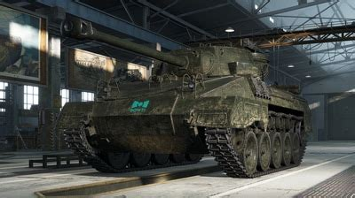Forest Green - Classic's WoT Workshop