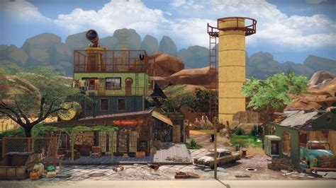 Post Apocalyptic Life at Frau Engel » Sims 4 Updates