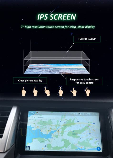 Discovery 3 Range Rover Sport Android Navigation with
