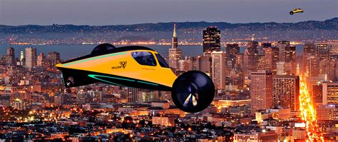 Future of City Travel: Flying Car Set for Launch - Factor