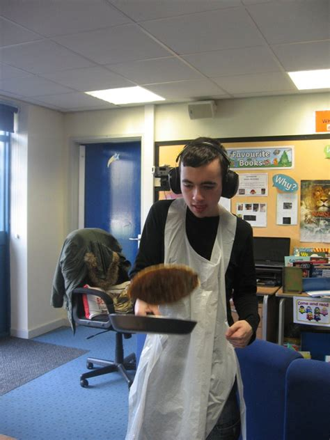 Pancake Day in Learning Suite Transition | West Lancashire