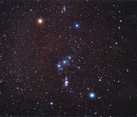 Orion the Hunter: Easy to View in the Winter Sky | Old