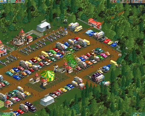 RollerCoaster Tycoon 2: Triple Thrill Pack - RollerCoaster