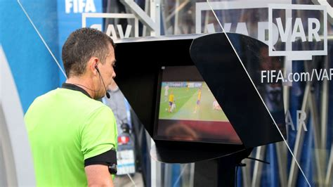 UEFA confirms Champions League VAR use in 'match-changing