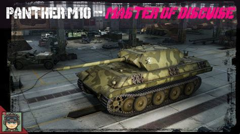 WoT Panther/M10 - YouTube