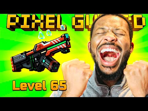 NEW BEST LOADOUT in Pixel Gun 3D!! (New PG3D Update 2017