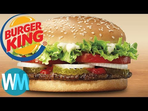 Every Burger King burger ranked