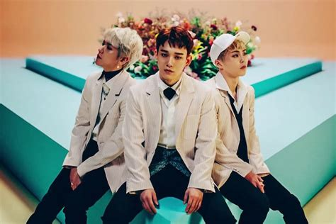 """Watch: EXO-CBX Sings Of A """"Blooming Day"""" In Much"""