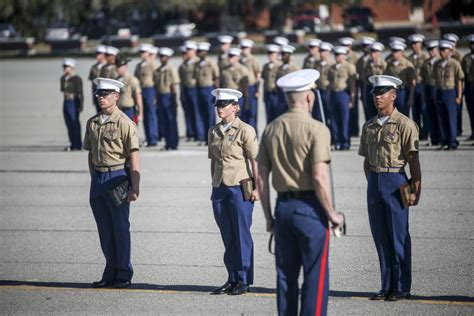 DVIDS - Images - First combined company graduates MCRD