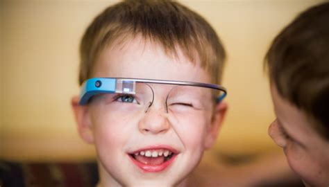 How Google Glass-based solutions can empower autistic