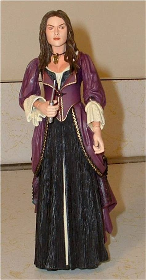POTC Elizabeth Swann action figure - Another Toy Review by