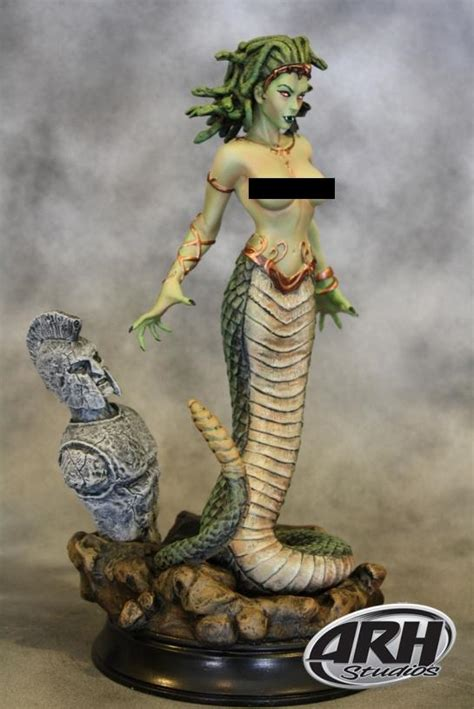 Buy Toys and Models - MEDUSA (SNAKE TAIL, NO TOP) STATUE