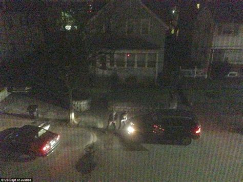 Massachusetts officers describe shootout with Boston