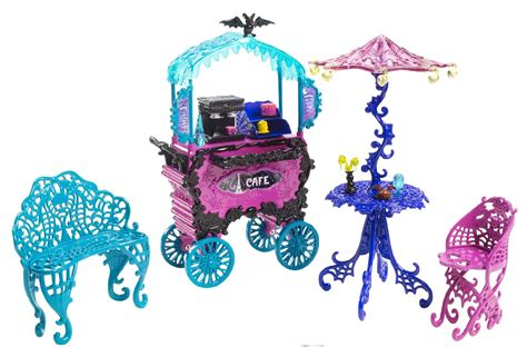 Monster High Cafe Playset: Ghouls Want to Have Fun at Kmart