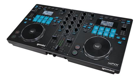 Test: Gemini GMX, DJ Controller, USB-Player - AMAZONA